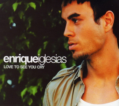 Enrique Iglesias - Love to See You Cry piano sheet music