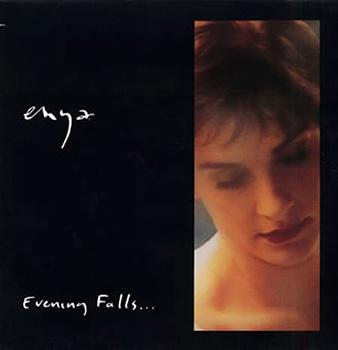 Enya - Evening Falls piano sheet music
