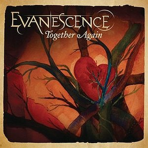 Evanescence - Together Again piano sheet music