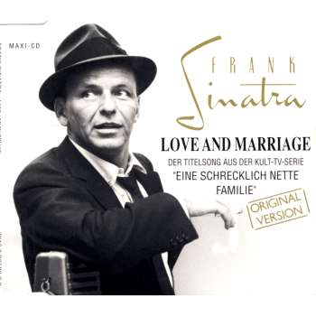 Frank Sinatra - Love and Marriage piano sheet music