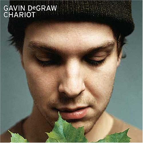 Gavin DeGraw - Chariot piano sheet music