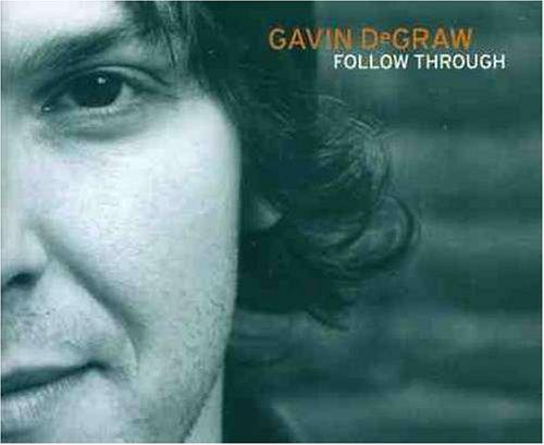 Gavin DeGraw - Follow Through piano sheet music