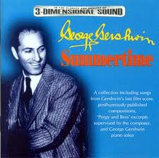 George Gershwin - Summertime piano sheet music