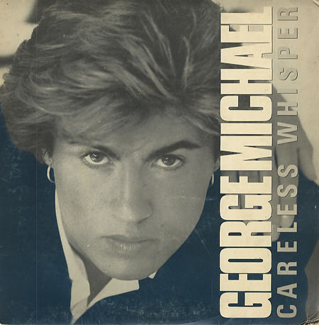 George Michael - Careless Whisper piano sheet music