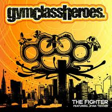 Gym Class Heroes - The Fighter piano sheet music