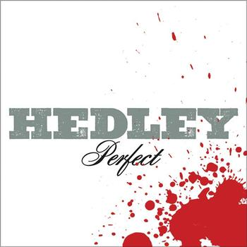 Hedley - Perfect piano sheet music