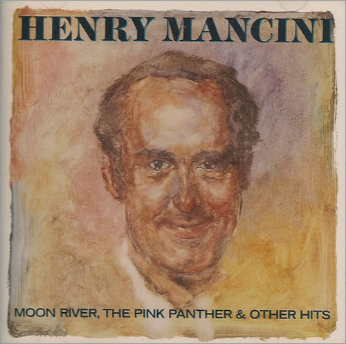 Henry Mancini - Moon River piano sheet music