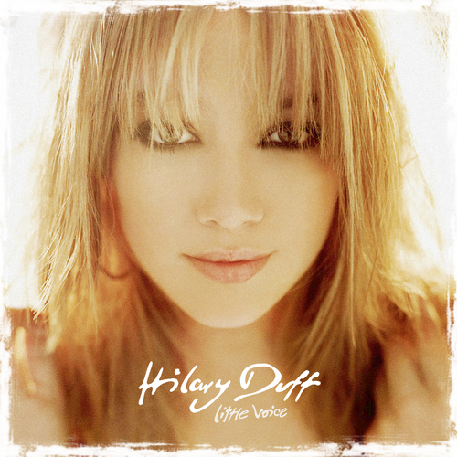 Hilary Duff - Little Voice piano sheet music