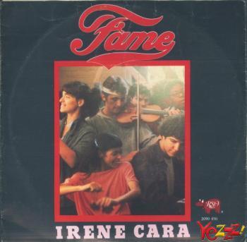 Irene Cara - Fame piano sheet music