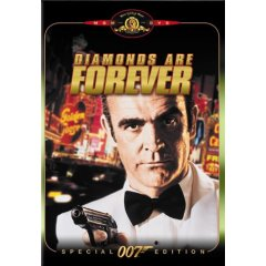 James Bond 007 - Diamonds Are Forever piano sheet music