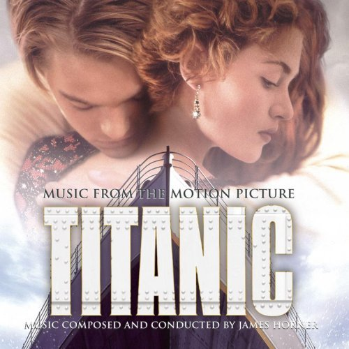 James Horner - Rose (Titanic theme) piano sheet music