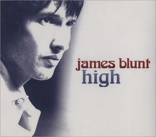 James Blunt - High piano sheet music
