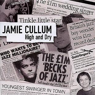 Jamie Cullum - High and Dry piano sheet music