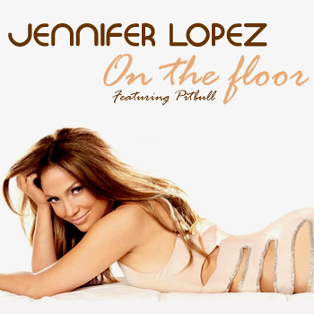 Jennifer Lopez - On the Floor (feat. Pitbull) piano sheet music