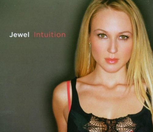 Jewel - Intuition piano sheet music