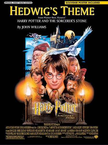 John Williams - The Harry Potter Theme piano sheet music