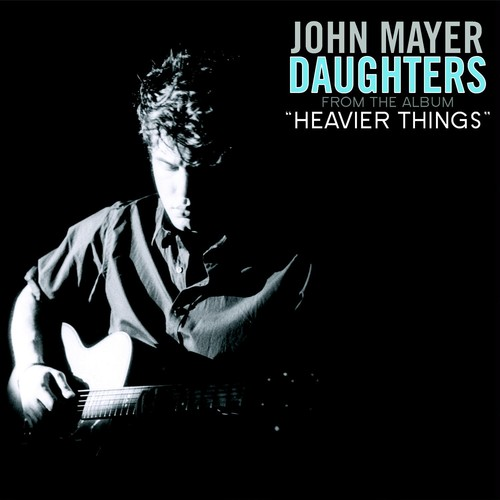 John Mayer - Daughters piano sheet music