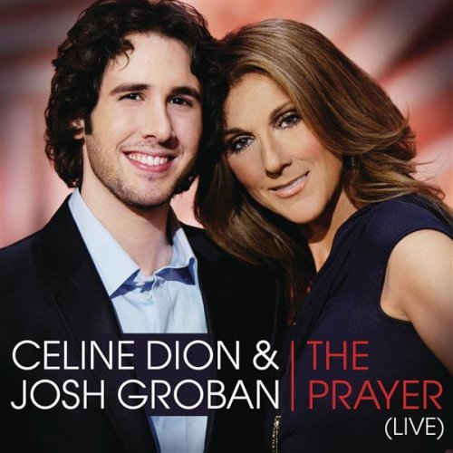 Josh Groban - The Prayer piano sheet music