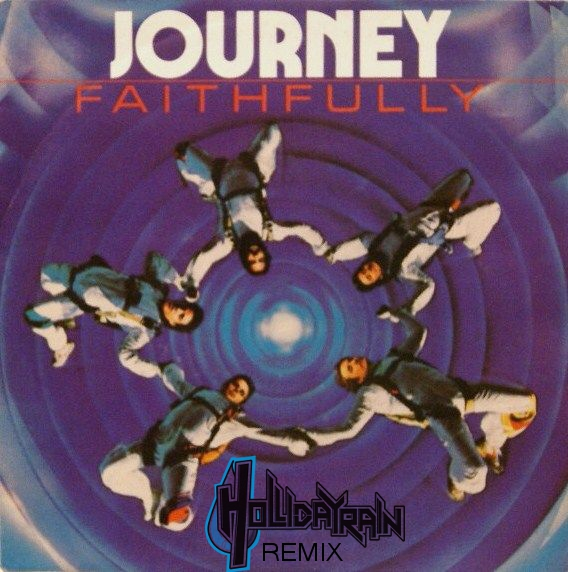 Journey - Faithfully piano sheet music