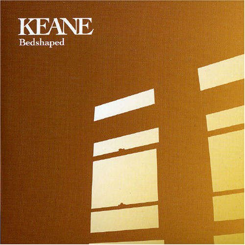 Keane - Bedshaped piano sheet music