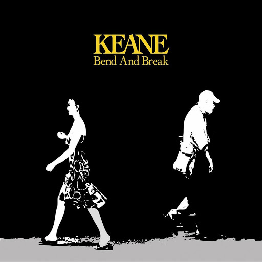 Keane - Bend and Break piano sheet music