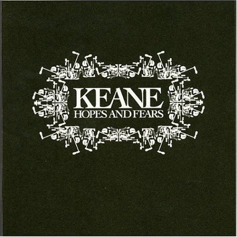 Keane - Can't Stop Now piano sheet music