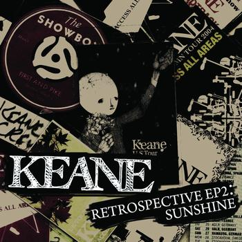 Keane - Sunshine piano sheet music
