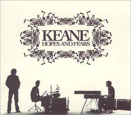 Keane - Untitled 1 piano sheet music