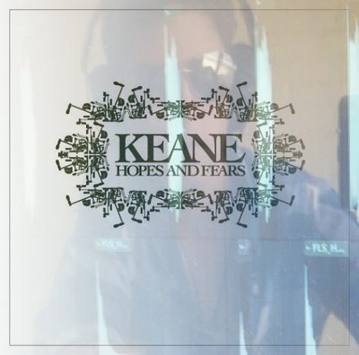 Keane - Your Eyes Open piano sheet music