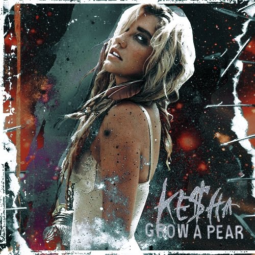 Kesha -  Grow a Pear piano sheet music