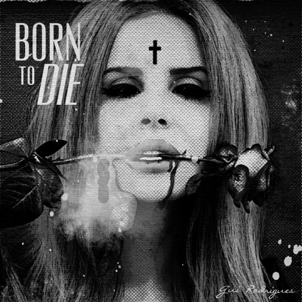Lana Del Rey - Born to Die piano sheet music