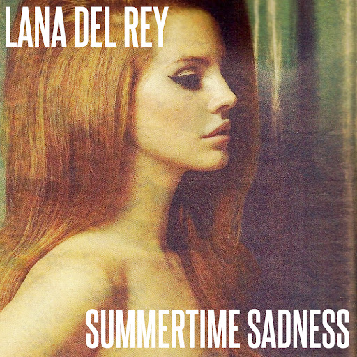 Lana Del Rey - Summertime Sadness piano sheet music