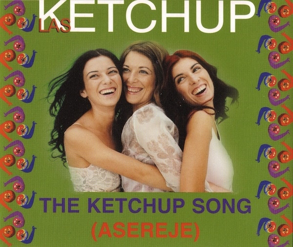 Las Ketchup - The Ketchup Song (Asereje) piano sheet music