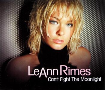 LeAnn Rimes - Can't Fight the Moonlight piano sheet music