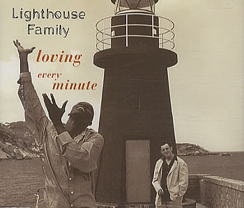 Lighthouse Family - Loving Every Minute piano sheet music