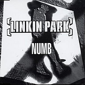Linkin Park - Numb piano sheet music