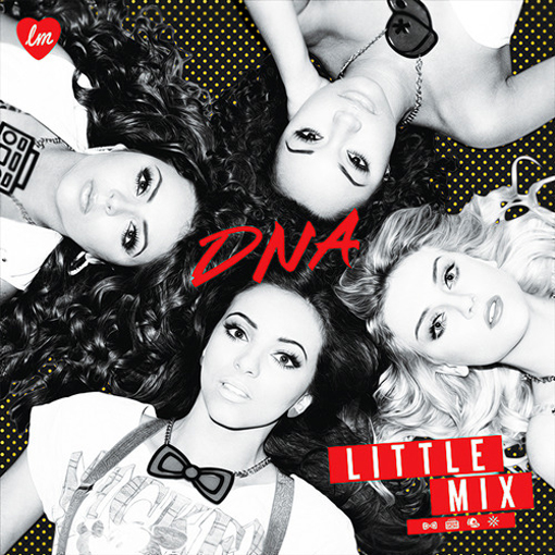Little Mix - DNA piano sheet music