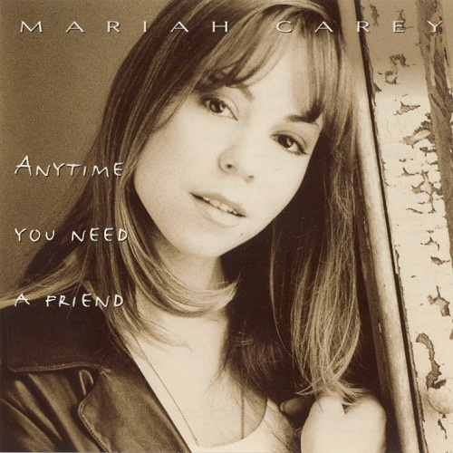 Mariah Carey - Anytime You Need a Friend piano sheet music