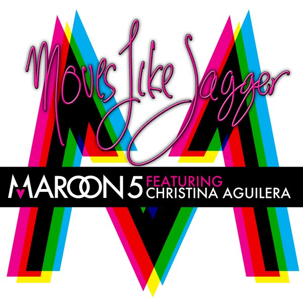 Maroon 5 - Moves Like Jagger piano sheet music