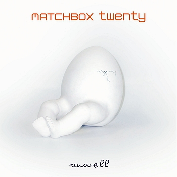 Matchbox Twenty - Unwell piano sheet music