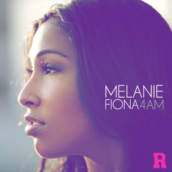 Melanie Fiona - 4 AM piano sheet music
