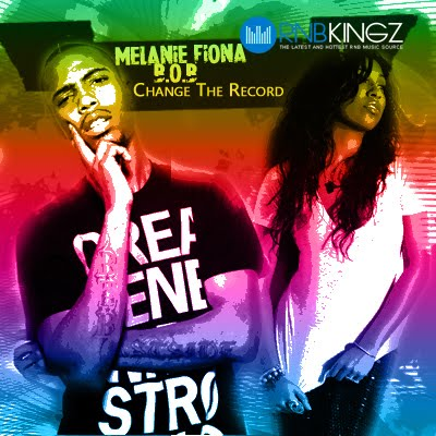 Melanie Fiona - Change the Record (featuring B.o.B) piano sheet music