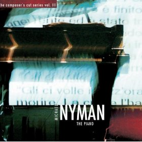 Michael Nyman - Big My Secret piano sheet music