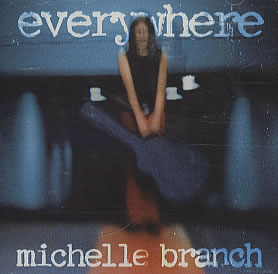 Michelle Branch - Everywhere piano sheet music