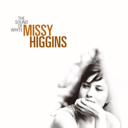 Missy Higgins - The Sound of White piano sheet music