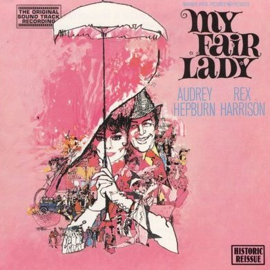 My Fair Lady - On the Street Where You Live piano sheet music