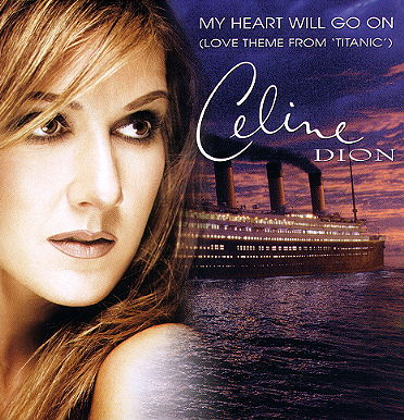 Celine Dion - My Heart Will Go On (Titanic) piano sheet music
