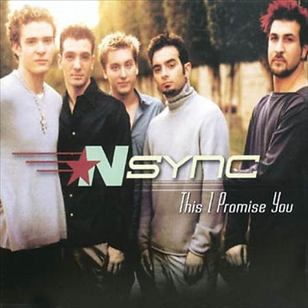 N Sync - This I Promise You piano sheet music
