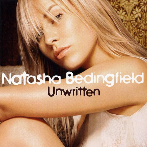 Natasha Bedingfield - Unwritten piano sheet music