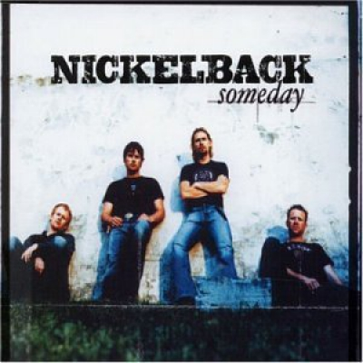 Nickelback - Someday piano sheet music